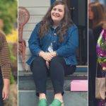 Plus-Size Fashion Void On 'Shrill' Filling the void
