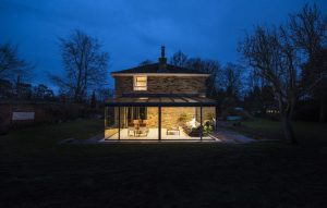 What is the Cost of a Glass Extension