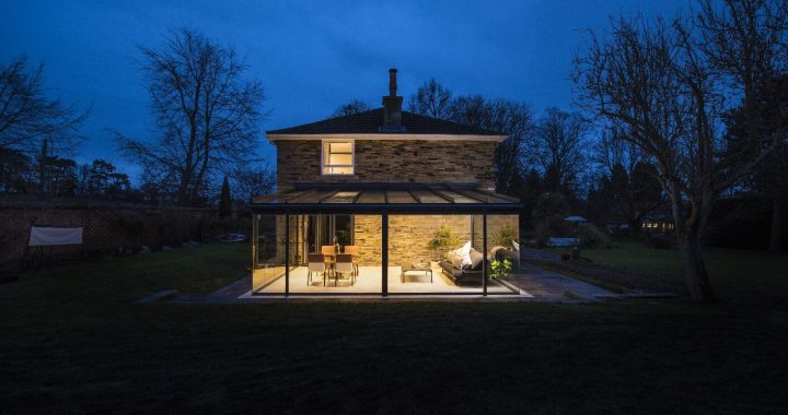 What is the Cost of a Glass Extension?