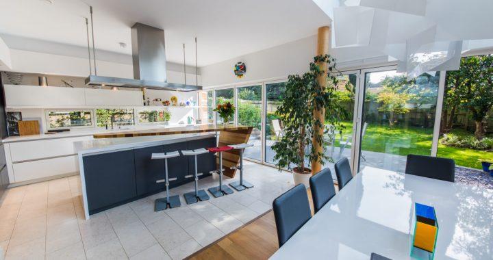 Latest trends in kitchen design in 2019 in UK