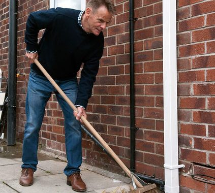 How to clear a blocked outside drain quickly
