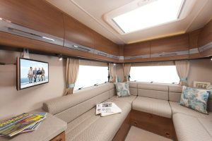 6 berth motor home