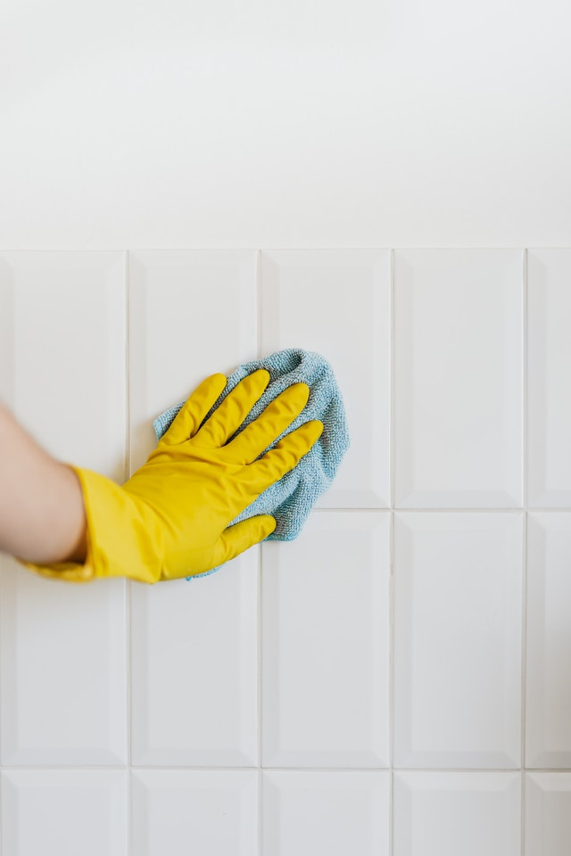 How To Clean Bathroom Tiles Times Connection