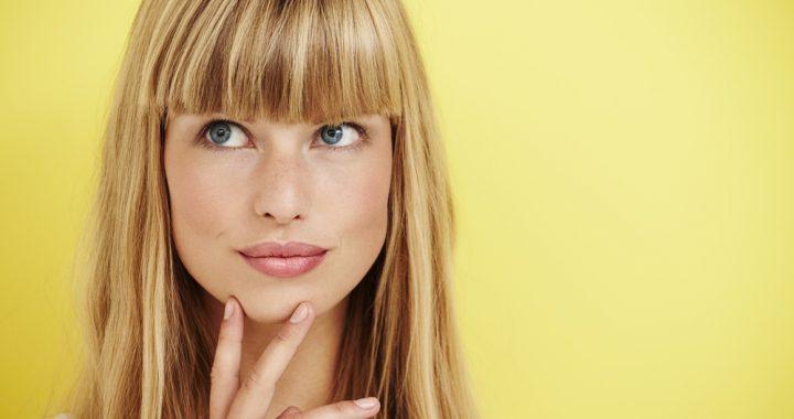 What Face Shape Suits a Fringe?