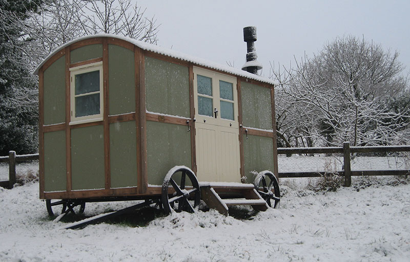 Shepards Hut for sale