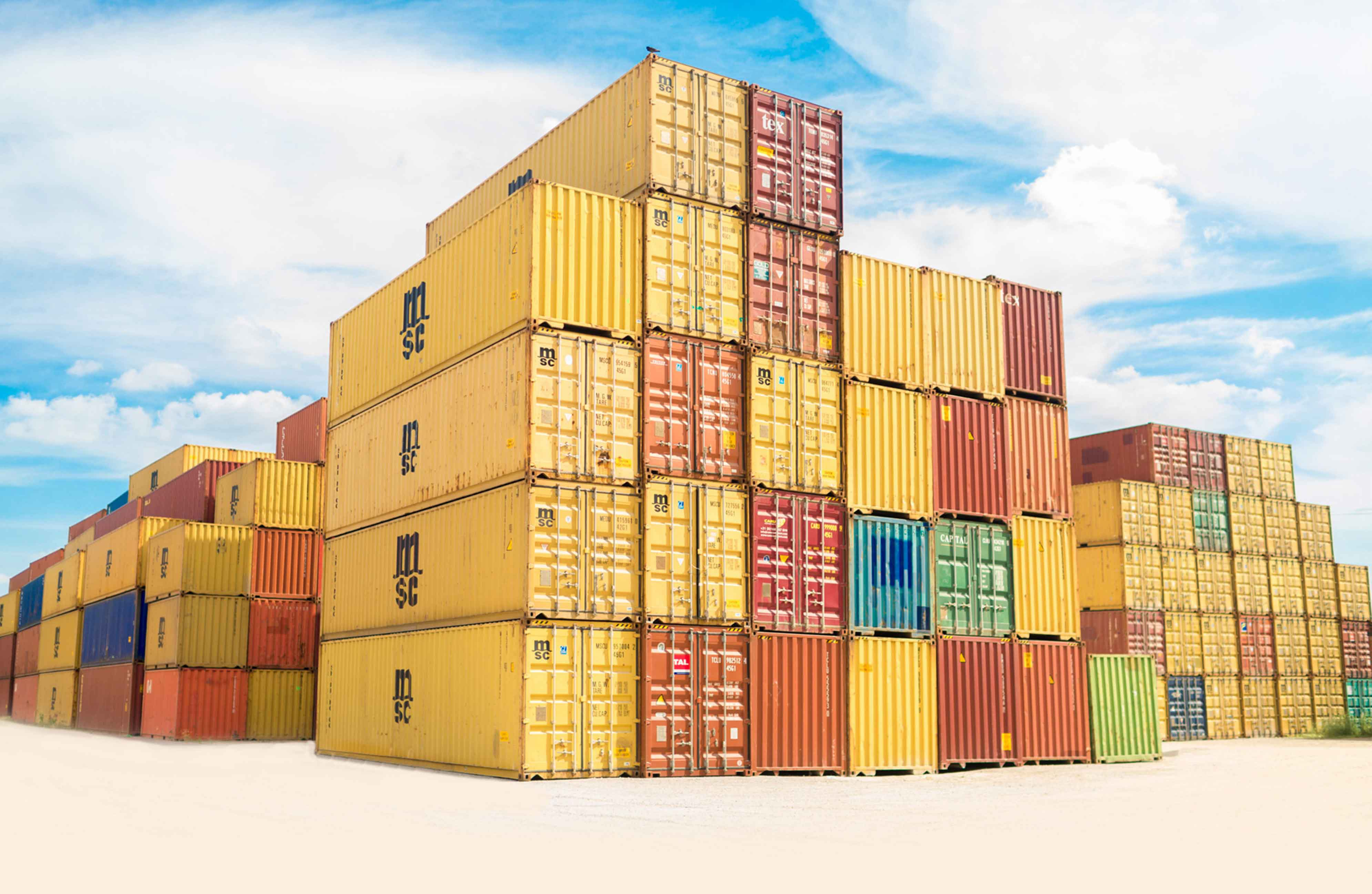 Are Shipping Containers Good for Storage?